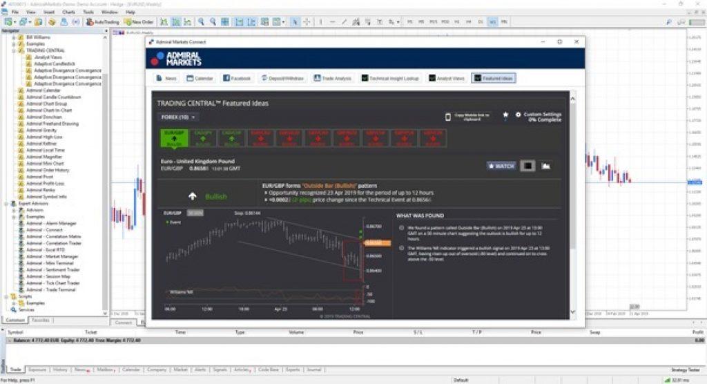 MT Supreme Edition - Admiral Markets