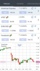 MarketsX Mobile