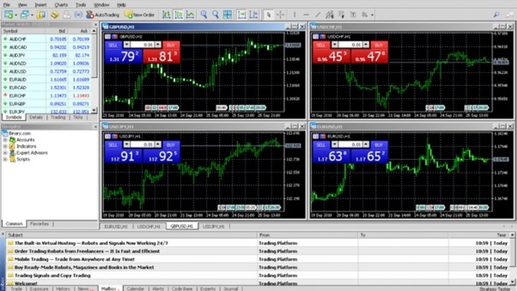 Metatrader 5 - BDSwiss