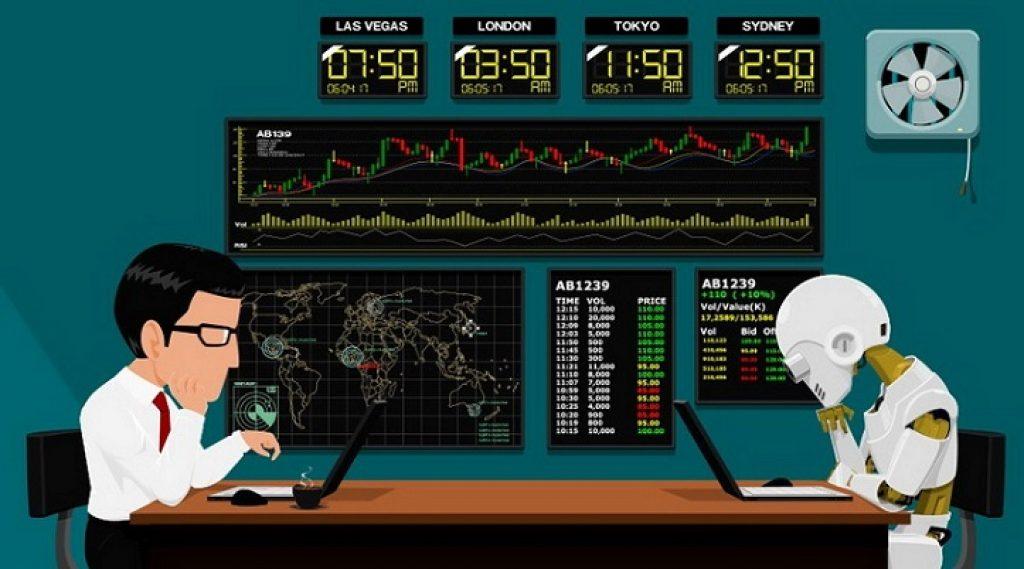 Robots de trading avis