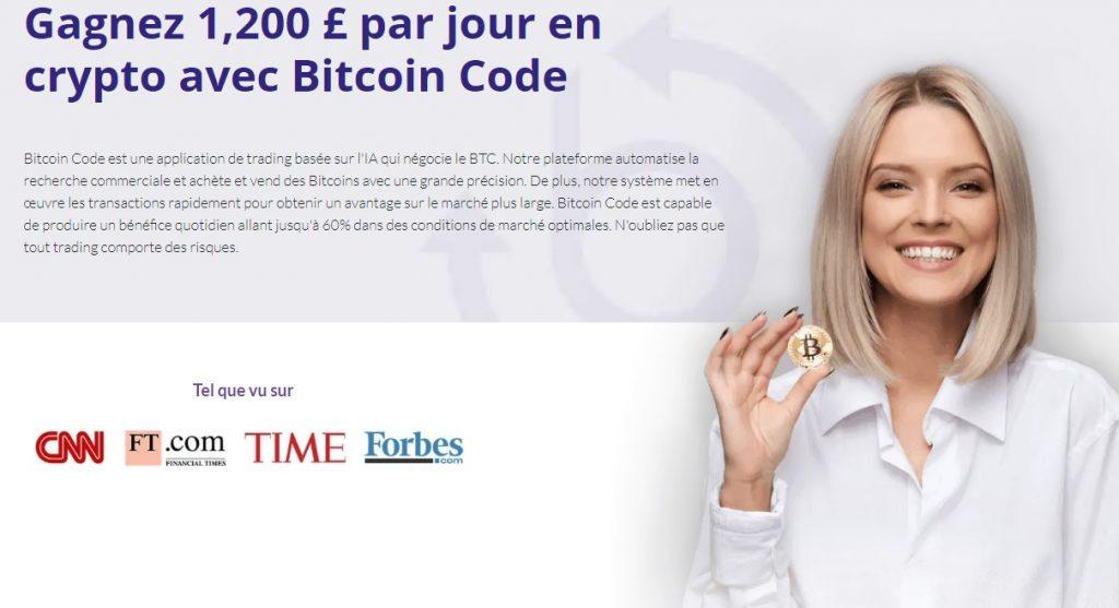 Bitcoin Revolution - Bitcoin Code