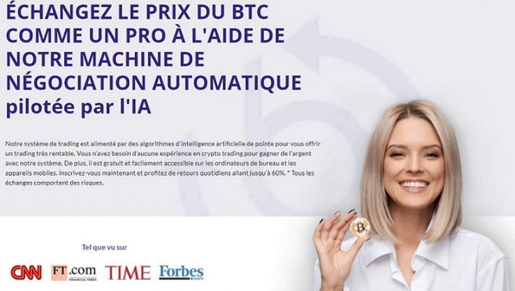 Bitcoin Trader - Trading automatisé