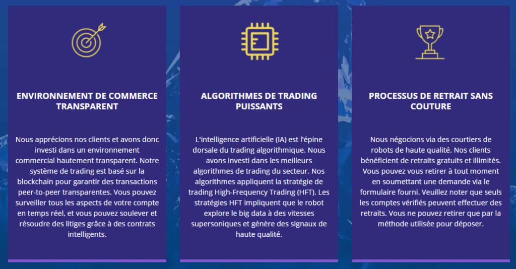 Bitcoin Trader - l'intelligence artificielle
